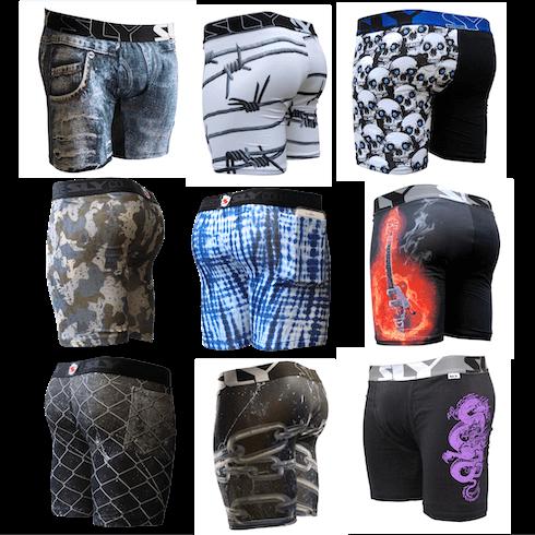 six pack underwear