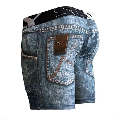 denim look underwear