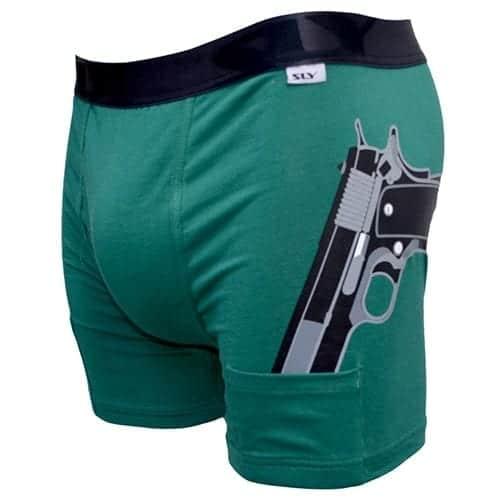 gun design trunks