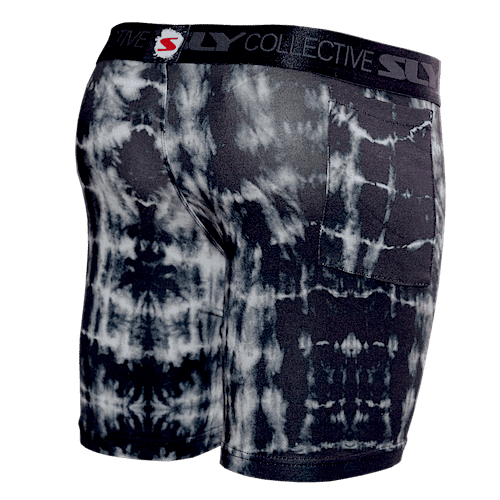 black tie dye boxer briefs