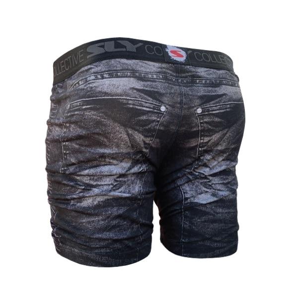 mens black cotton underwear