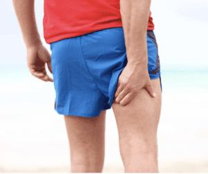 No jock itch with pouch underwear